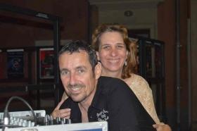 Daniel Manin et Carole